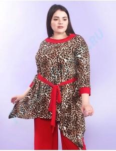 968ff6bc1bb Туники больших размеров для женщин и девушек